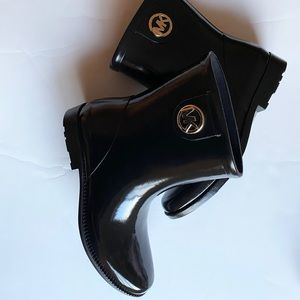 Michael Kors size8 Benji Rain Boots